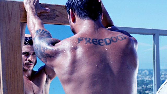Vanderpump Rules Jax Taylor Freedom Tatoo Shirtless