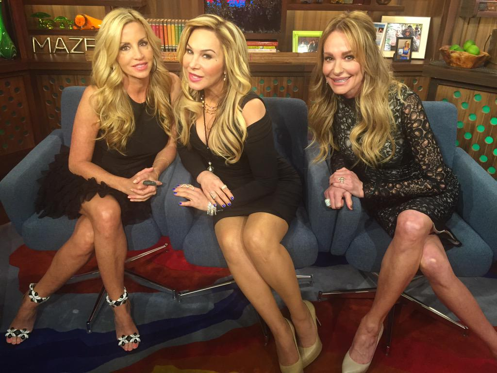 WWHL Three hasbeens