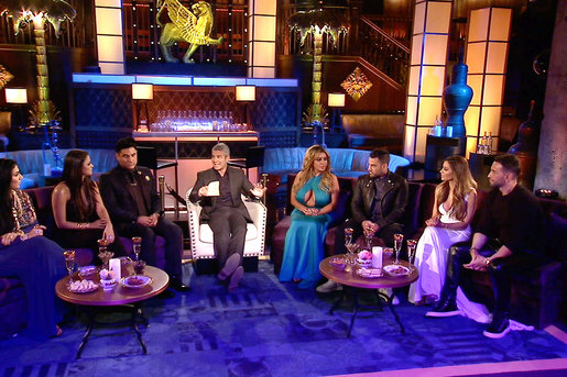 Shahs Reunion wide shot