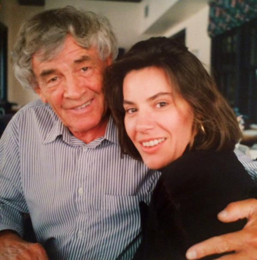 I thought Luann's #TBT with her dad was appropriated for this dated post.