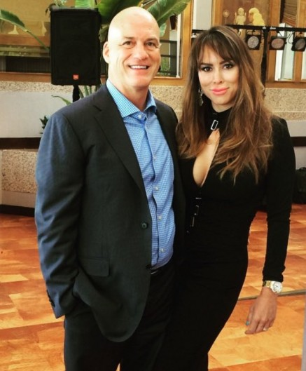 Kelly Meza- Dodd and her poor husband,