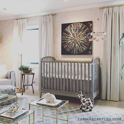 What You Need For A New Baby Room